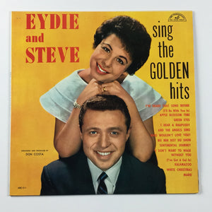 Eydie And Steve Sing The Golden Hits Mono Orig Press Used LP VG+ ABC-311