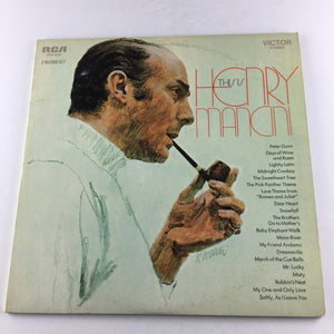 Henry Mancini This Is Henry Mancini Used Vinyl 2LP VG+ VPS-6029