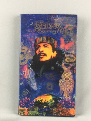 Santana ‎– Dance Of The Rainbow Serpent Used 3CD Box Set VG+