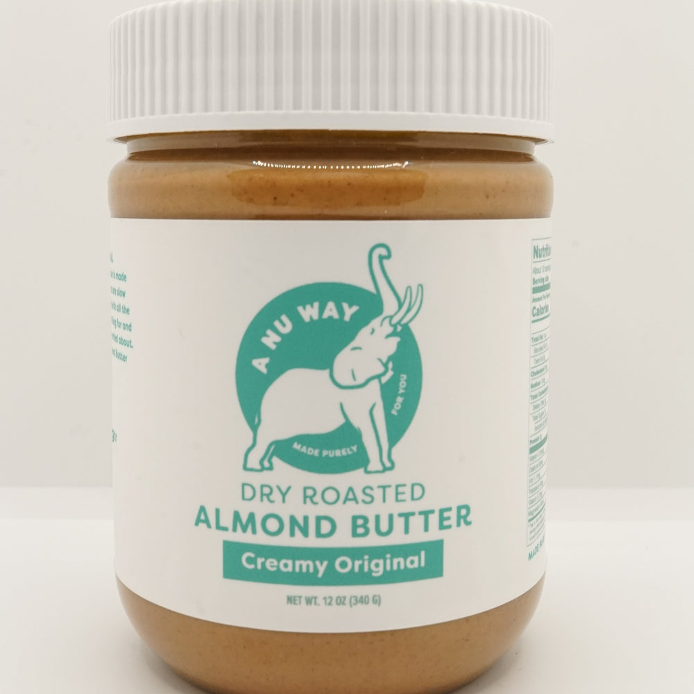 Dry Roasted Almond Butter(12 oz)