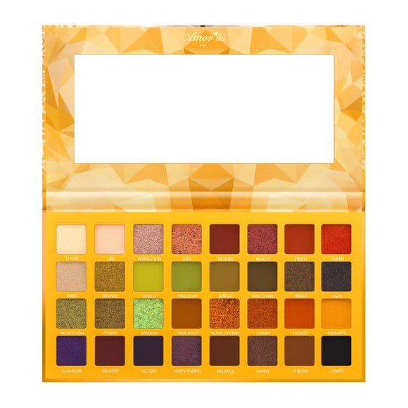Nala 32 Color Pressed Pigment Eye Palette