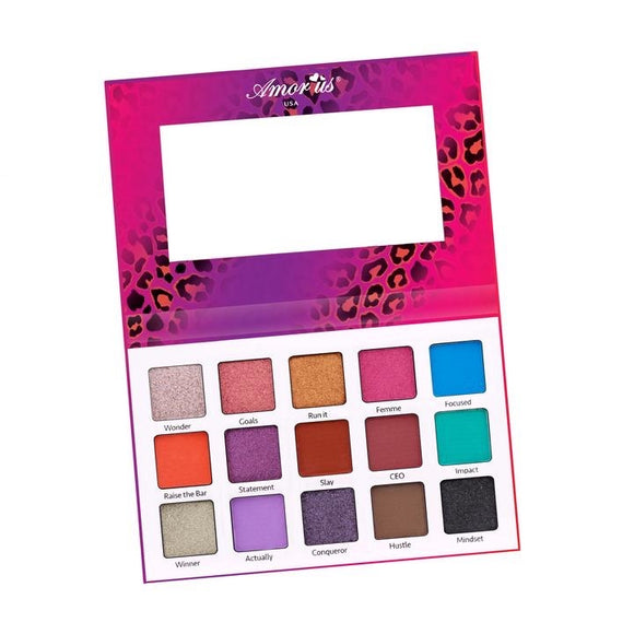 Lady Boss 15 Color Eyeshadow Palette