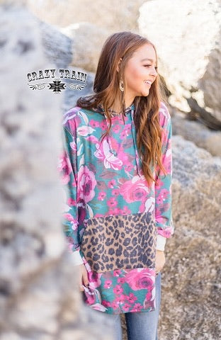 Spring Dreamy Hoodie by Crazy Train