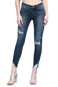 Kathleen Distressed Jeans by Judy Blue