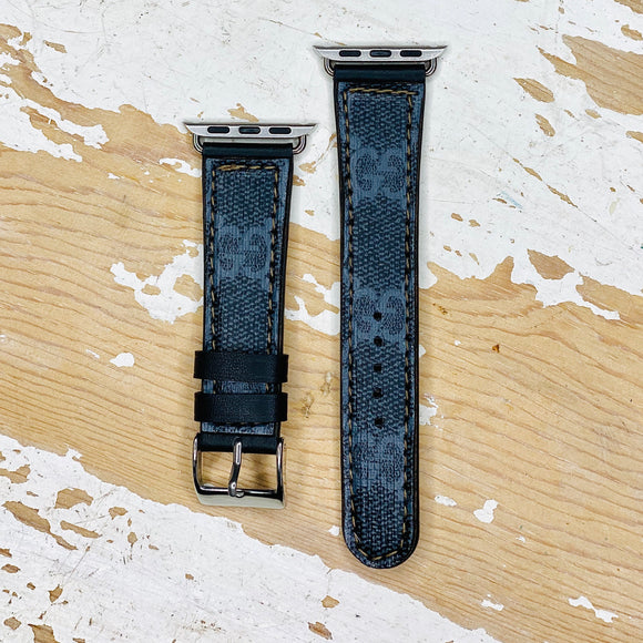Gucci Upcycled Apple Watch Band