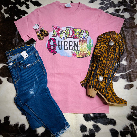 Rodeo Queen Womens Tee