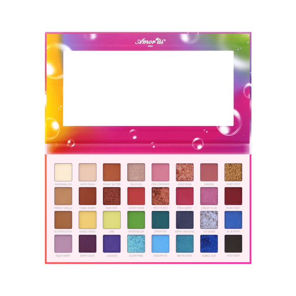 Bubble Pop 32 Pan Eyeshadow & Glitter Palette