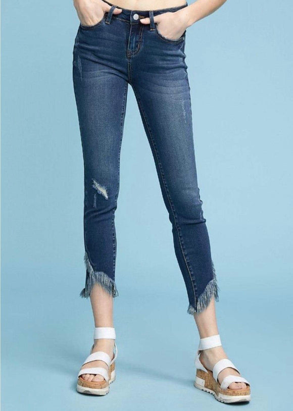 Sophia Skinny Fit Jeans by Judy Blue