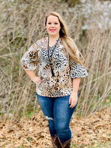 Wild and Free Women's Top