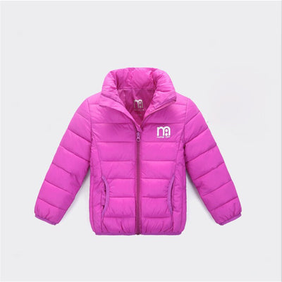 BibiCola free shipping winter new baby boy and girl jacket,Toddler  thick warm down jackets,infant  sports parkas outerwear - Babies One