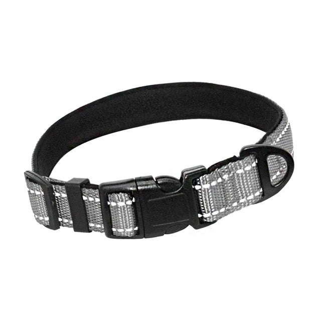 Nylon Reflective Collar