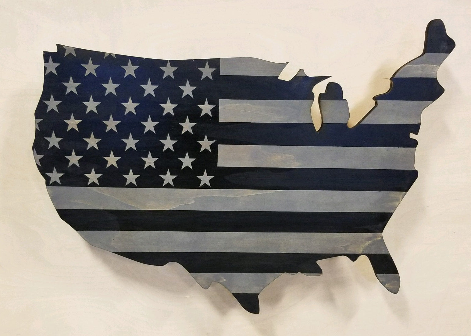 US Flag Slider Concealment
