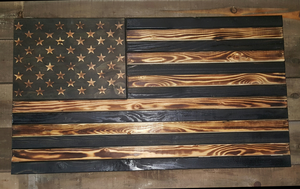 Burnt Concealment Flag (Standard Size)
