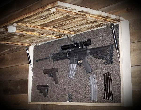 Full One Door Concealment Cabinet