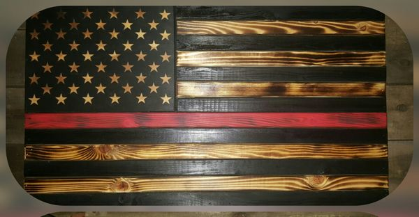 X-Large Concealed Weapon American Flag