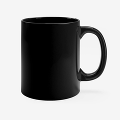 Intellectual Dark Web Black Coffee Mug 11oz