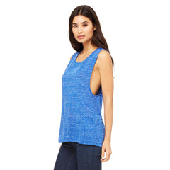 Intellectual Dark Web Womens Flowy Scoop Muscle Tank
