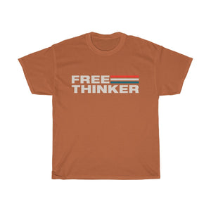 Unisex Heavy Cotton Tee - Free Thinker