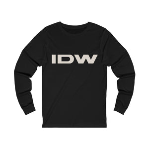 Unisex Jersey Long Sleeve Tee - IDW Abbreviated
