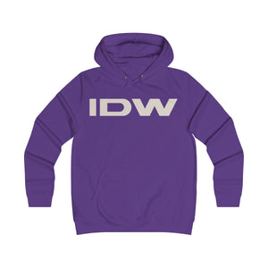 Girlie College Hoodie - IDW Abbreviated