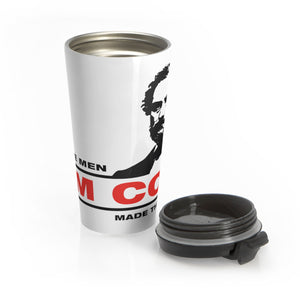 Stainless Steel Travel Mug - Peacemaker