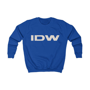 Kids Sweatshirt - IDW Abbreviated
