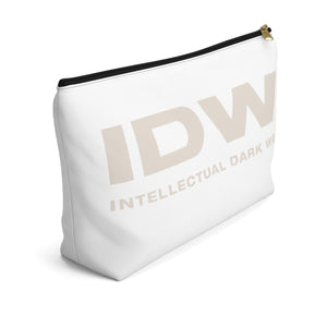 Accessory Pouch w T-bottom - IDW Spelled Out