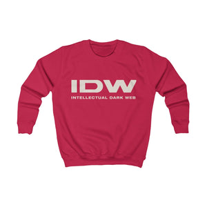 Kids Sweatshirt - IDW Spelled Out