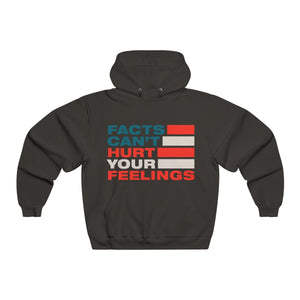 Men's NUBLEND® Hooded Sweatshirt - Facts Cant Hurt Your Feelings