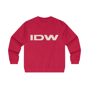 Men's Midweight Crewneck Sweatshirt - IDW Abbreviated
