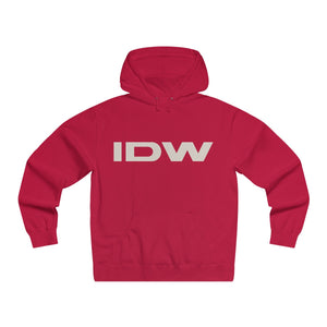Men's Lightweight Pullover Hooded Sweatshirt - IDW Abbreviated