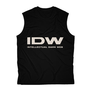 Men's Sleeveless Performance Tee - IDW Spelled Out