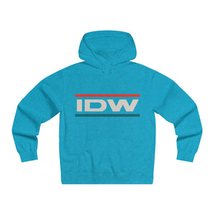 Men's Lightweight Pullover Hooded Sweatshirt - Murica IDW