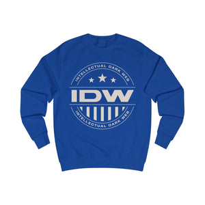 Men's Sweatshirt - IDW Badge - Grey