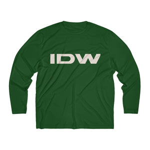 Men's Long Sleeve Moisture Absorbing Tee - IDW Abbreviated
