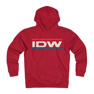 Unisex Heavyweight Fleece Hoodie - IDW Murica