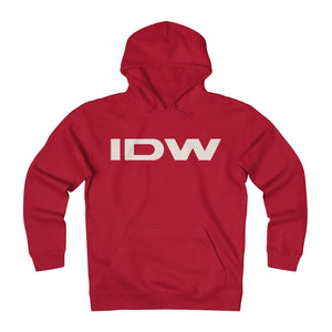 Unisex Heavyweight Fleece Hoodie - IDW Abbreviated