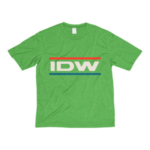Men's Heather Dri-Fit Tee - Murica IDW