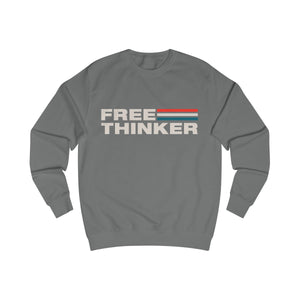 Men's Sweatshirt - Free Thinker