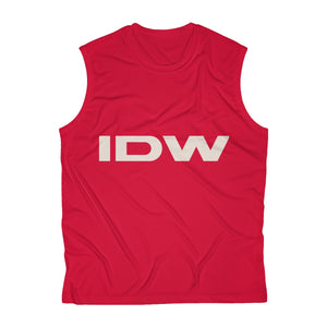 Men's Sleeveless Performance Tee - IDW Abbreviated
