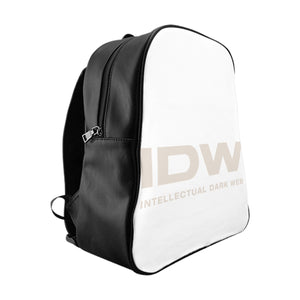 School Backpack - IDW Spelled Out