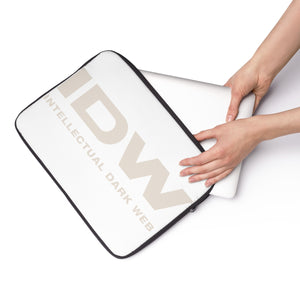 Laptop Sleeve - IDW Spelled Out