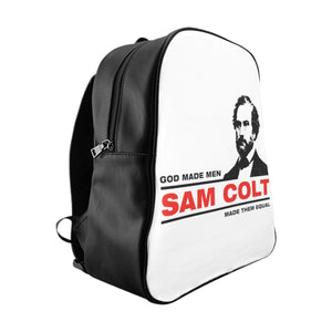 School Backpack - Peacemaker