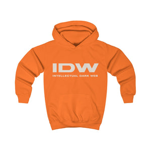 Kids Hoodie - IDW Spelled Out