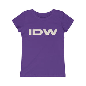 Girls Princess Tee - IDW Abbreviated
