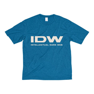 Men's Heather Dri-Fit Tee - IDW Spelled Out