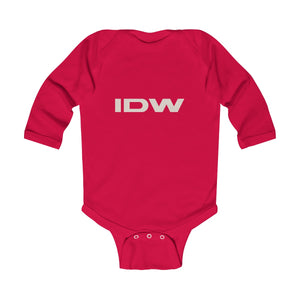 Infant Long Sleeve Bodysuit - IDW Abbreviated