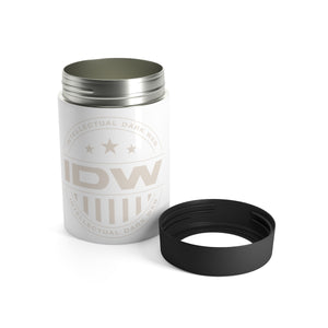 Can Holder - IDW Badge - Grey