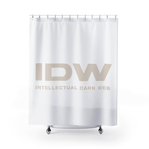 Shower Curtains - IDW Spelled Out