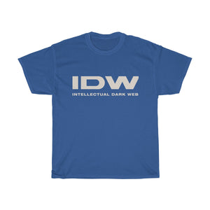 Unisex Heavy Cotton Tee - IDW Spelled Out